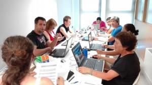 curs formació Ribera d'Ebre Viva
