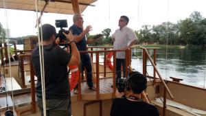 Gravació La barca de l'Andreu