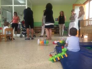 L'escola rural de Vinebre és un dels centres ebrencs que formen part del Pla Experimental de de primer cicle Infantil.