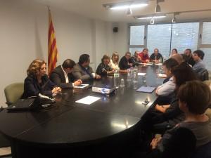 La conselelras ha presentat la iniciativa al Consell d'Alcaldes i Alcaldesses de la Ribera d'Ebre.