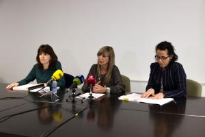 Roda de premsa Ribera d'Ebre VIVA 2017