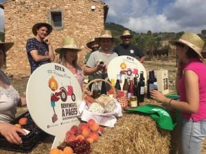 La Ribera mostra aquest cap de setmana els seus productes agrícoles i turístics amb el Benvinguts a Pagès.