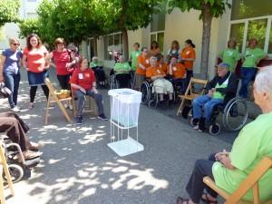 Jocs Intercomarcals residència Natzaret 2015