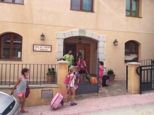 arribada casa colonies exterior