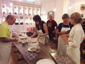 demostració curs cuina