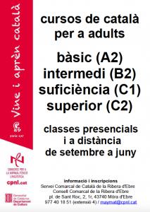 cartell cursos