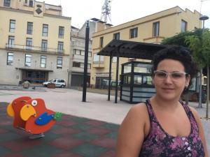 La riba-roja Sarai Reina va treballar a l'àrea de Turisme del Consell durant la primera convocatòria.