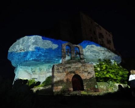 Imatge de la noticia El festival Ebre Lumen obre inscripcions als cursos de formació sobre 'videomapping'