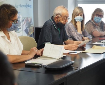 Imatge de la noticia El Consell Comarcal de la Ribera d'Ebre reivindica la protecció del col·lectiu de les persones grans
