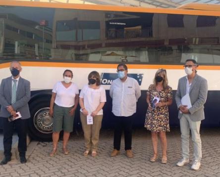 Imatge de la noticia La Ribera d'Ebre dobla les connexions amb transport públic per carretera amb el Baix Camp i el Tarragonès