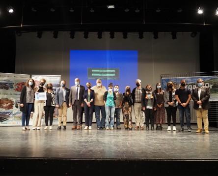 Imatge de la noticia Litterarum i Josep Maria Pros, premis Sirga d'Or 2020